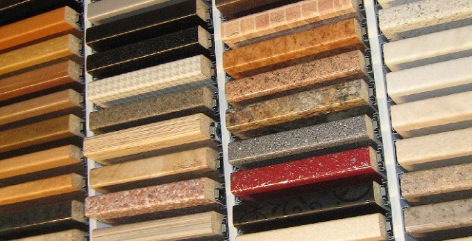 пластиковые кухонные столешницы