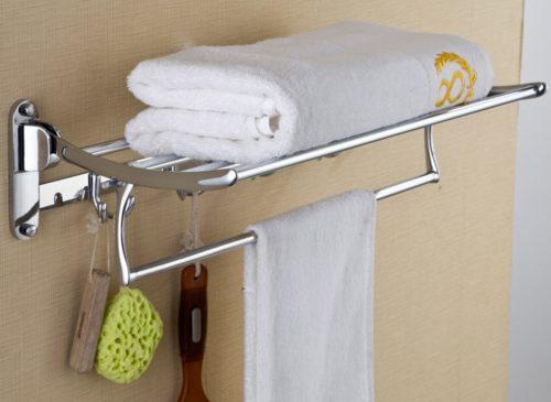 Мебель для маленькой ванной, идеи хранения