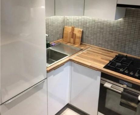 ошибки проектирования кухни с пеналами у мойки