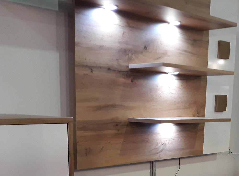 Подсветка мебели, как лучше расположить мебельные светильники