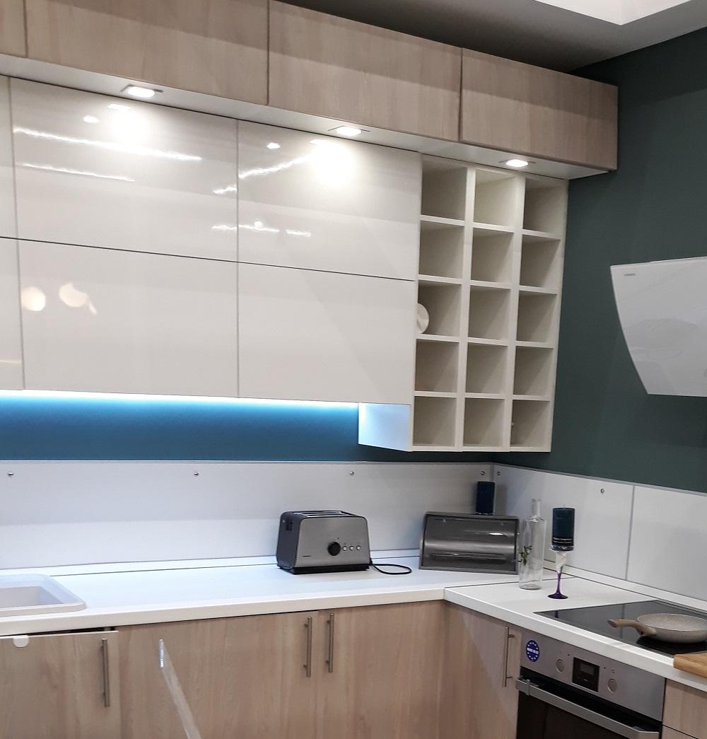 led подсветка мебели