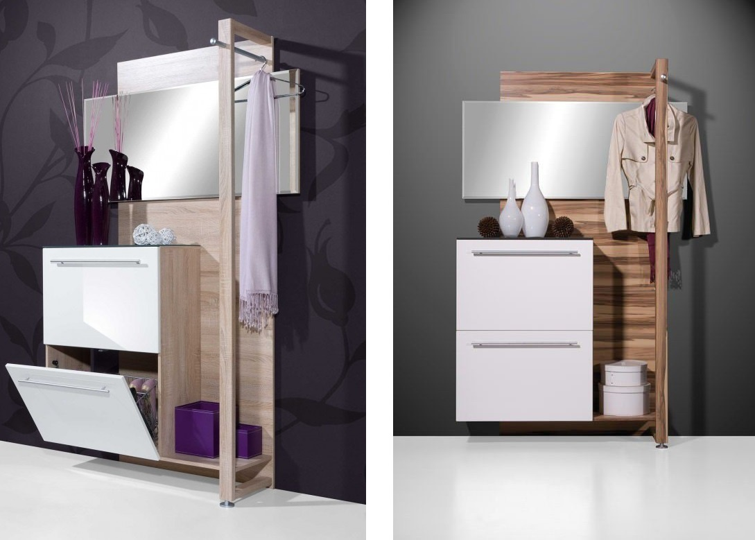Мебель в прихожую своими руками: пример проектирования и расчета по фото из Интернета